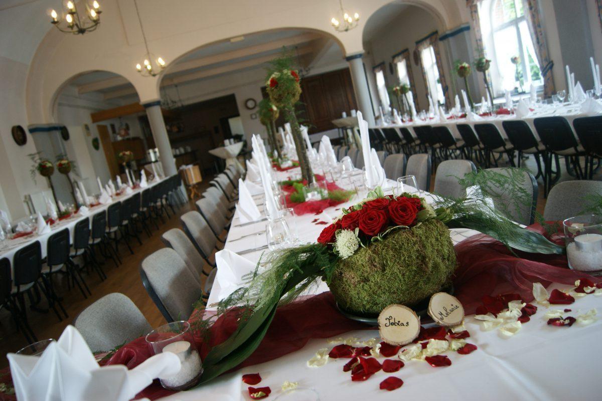 Hochzeit Hotel Restaurant Tychon Eynatten Ostbelgien Schlafen